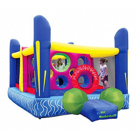 Kidwise Jumping Dodgeball Inflatable Bounce House