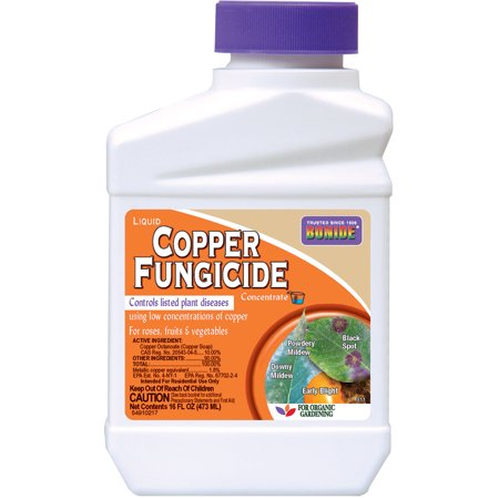 Bonide 16oz. Liquid Copper Fungicide -