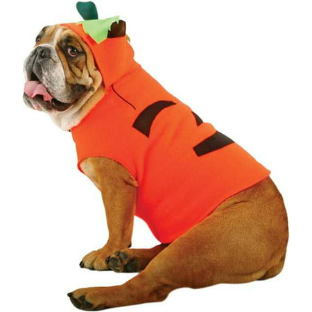 Pumpkin Dog Costume~Small / Orange