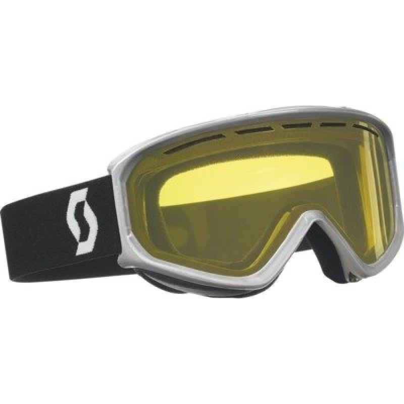 SCOTT US Fact Ski Goggles, Silver, Amplifier Lens by SCOTT