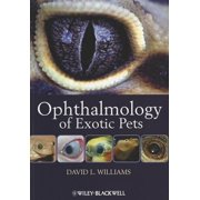 Ophthalmology of Exotic Pets (Paperback)