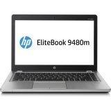 REFURBISHED - HP EliteBook Folio K4M53UT#ABA 14-Inch Laptop (i5-4210U CPU, 8GB R