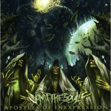 Vomit The Soul   Apostles Of Inexpression  Cd