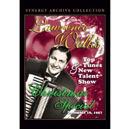 Lawrence Welk's Top Tunes & New Talent Show, Christmas Special 1957 (Lawrence Welk Show Bubbles In The Wine)