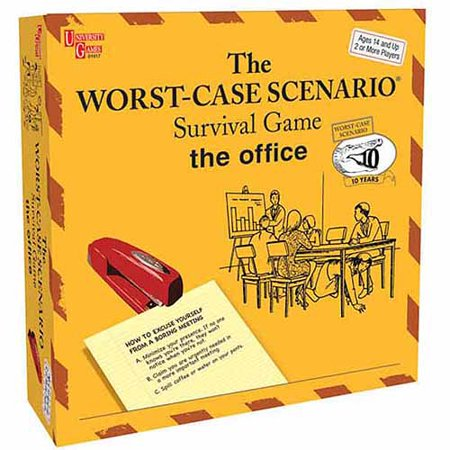 Worst Case Scenario: Office Edition