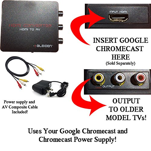 HDMI Converter for Google Chromecast: Use Chromecast with...