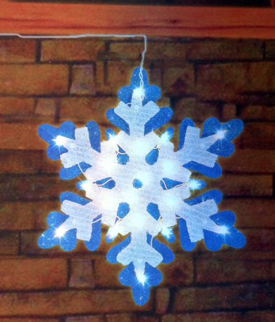 21 lighted blue white tinsel snowflake christmas window for 16 lighted snowflake christmas window silhouette decoration