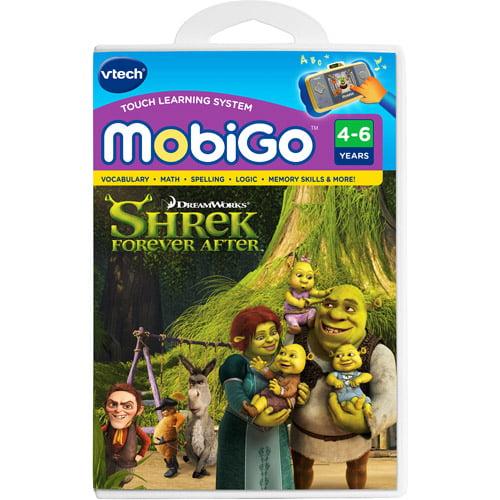 Vtech MobiGo Touch Learning System Game - Shrek 4