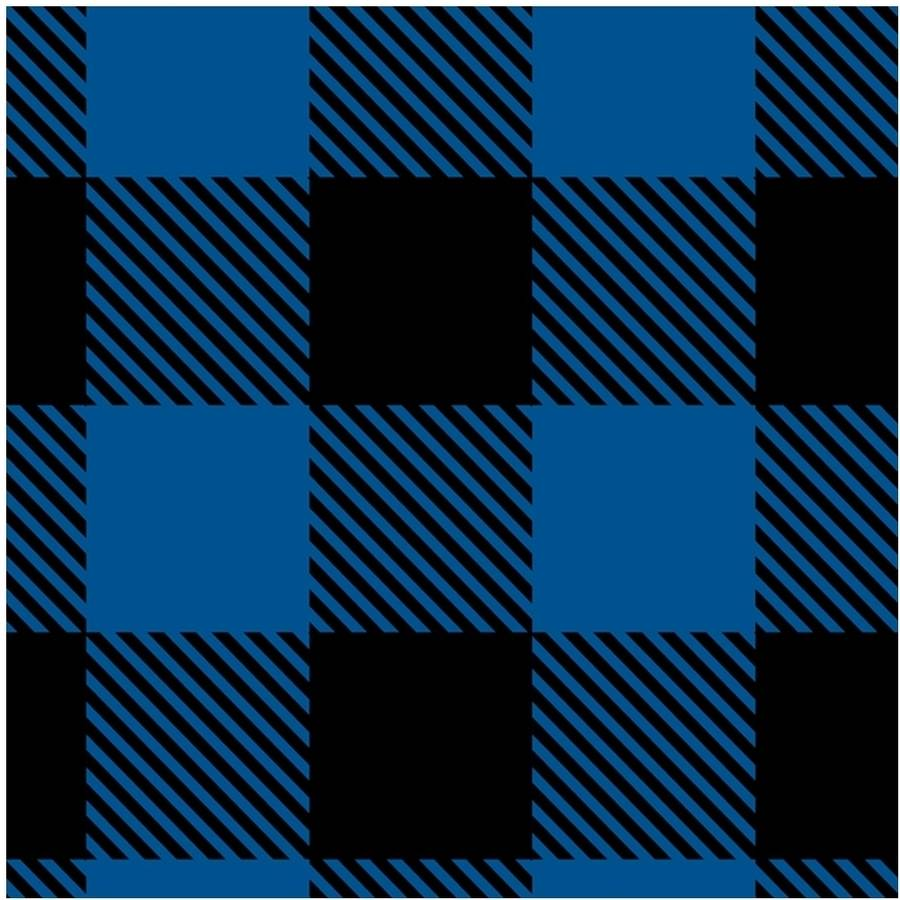 "Plaid Fleece Camelot Design Studio 60"" 100 Percent Polyester D/R"