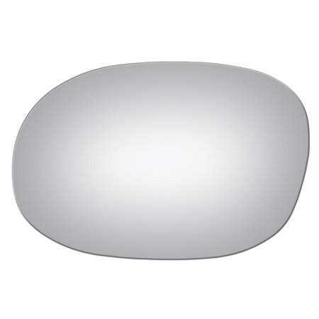 - Burco 2881 Left Side Manual Mirror Glass for Dodge Neon, Plymouth Neon