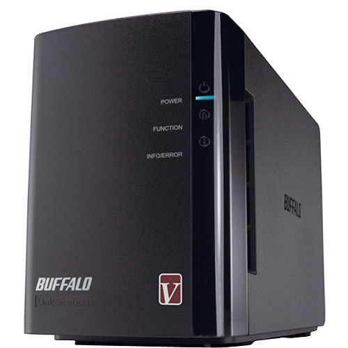 LinkStation Pro Duo LS-WVL/E Network Storage Server