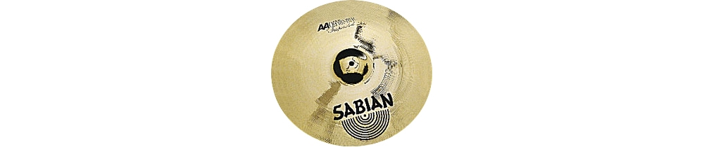 Sabian AA Suspended Orchestral 18 in. Brilliant Finish by Sabian