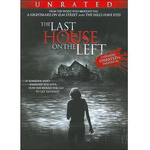 The Last House On The Left (Rated/Unrated) (Anamorphic Widescreen)