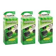 Best Disposable Underwater Cameras - 3 Fujifilm Quicksnap Flash 400 ASA Disposable Single Review