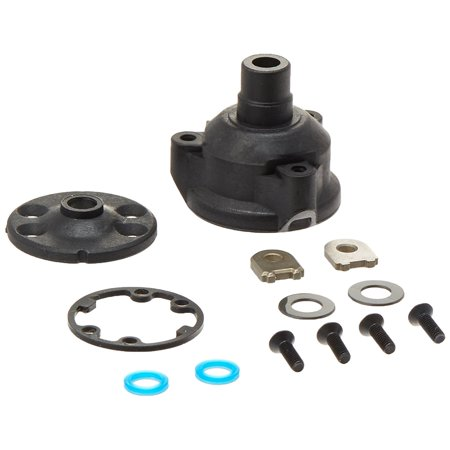 Traxxas Differential - 6884 Center Differential Housing with Seals and Hardware, Use Traxxas stock and hop-up replacement parts to get the most out of your Traxxas RTR.., By Traxxas