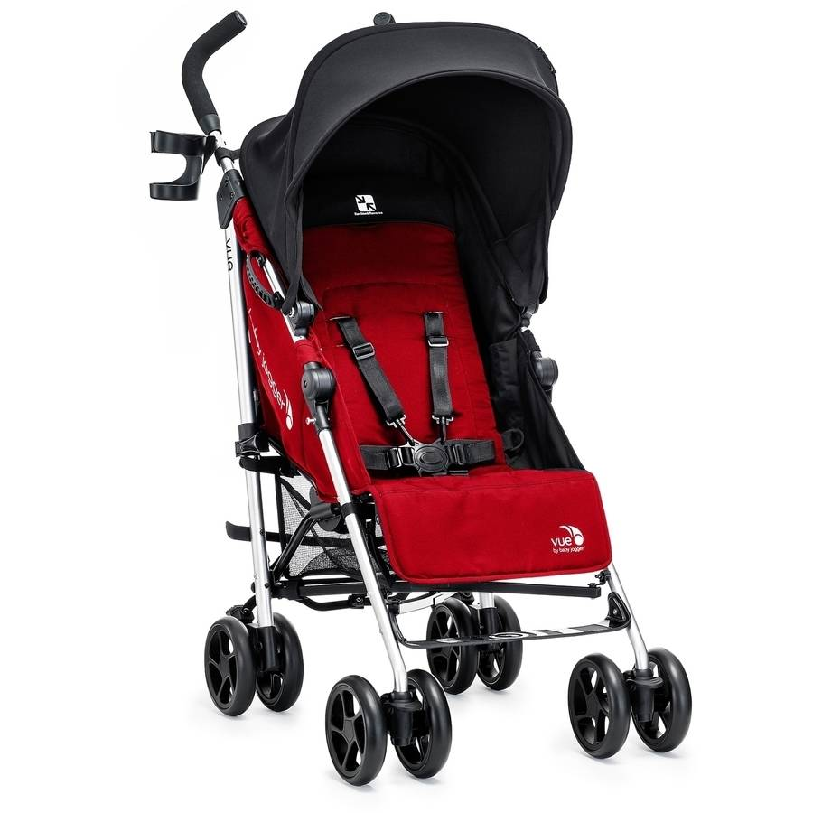 Baby Jogger Vue Umbrella Stroller, Red