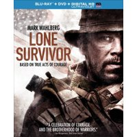 Lone Survivor (Blu-ray + DVD + Digital Copy)