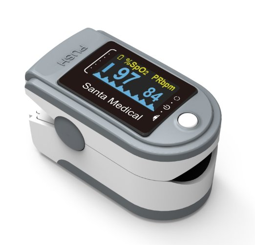 Santamedical SM-165 Finger Pulse Oximeter