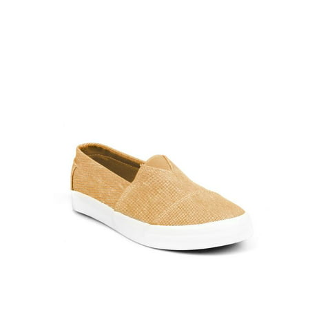 Nature Breeze Slip on Women's Canvas Sneakers in - Breeze Sneaker