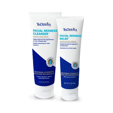 TriDerma Facial Redness Bundle ()