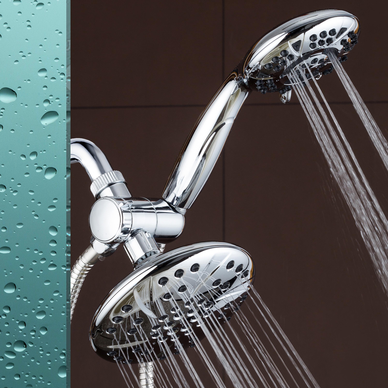 Aquadance 6 Premium High Pressure 3 Way Rainfall Shower