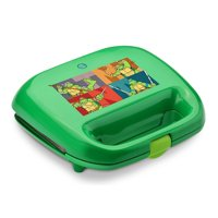 Teenage Mutant Ninja Turtles 2-Slice Waffle Maker