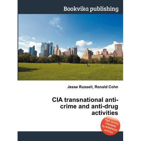 CIA Transnational Anti-Crime and Anti-Drug Activities - image 1 de 1