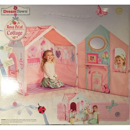 Dream Town Rose Petal Cottage