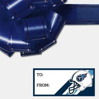 Tennessee Titans WinCraft Set of 10 Adhesive Gift Tags