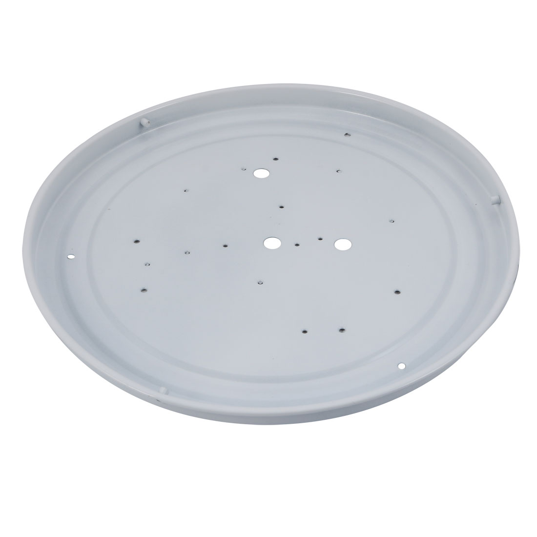 260mm Dia DIY Ceiling Lamp Disc Accessories chandelier Ceiling Plate White - image 1 of 1