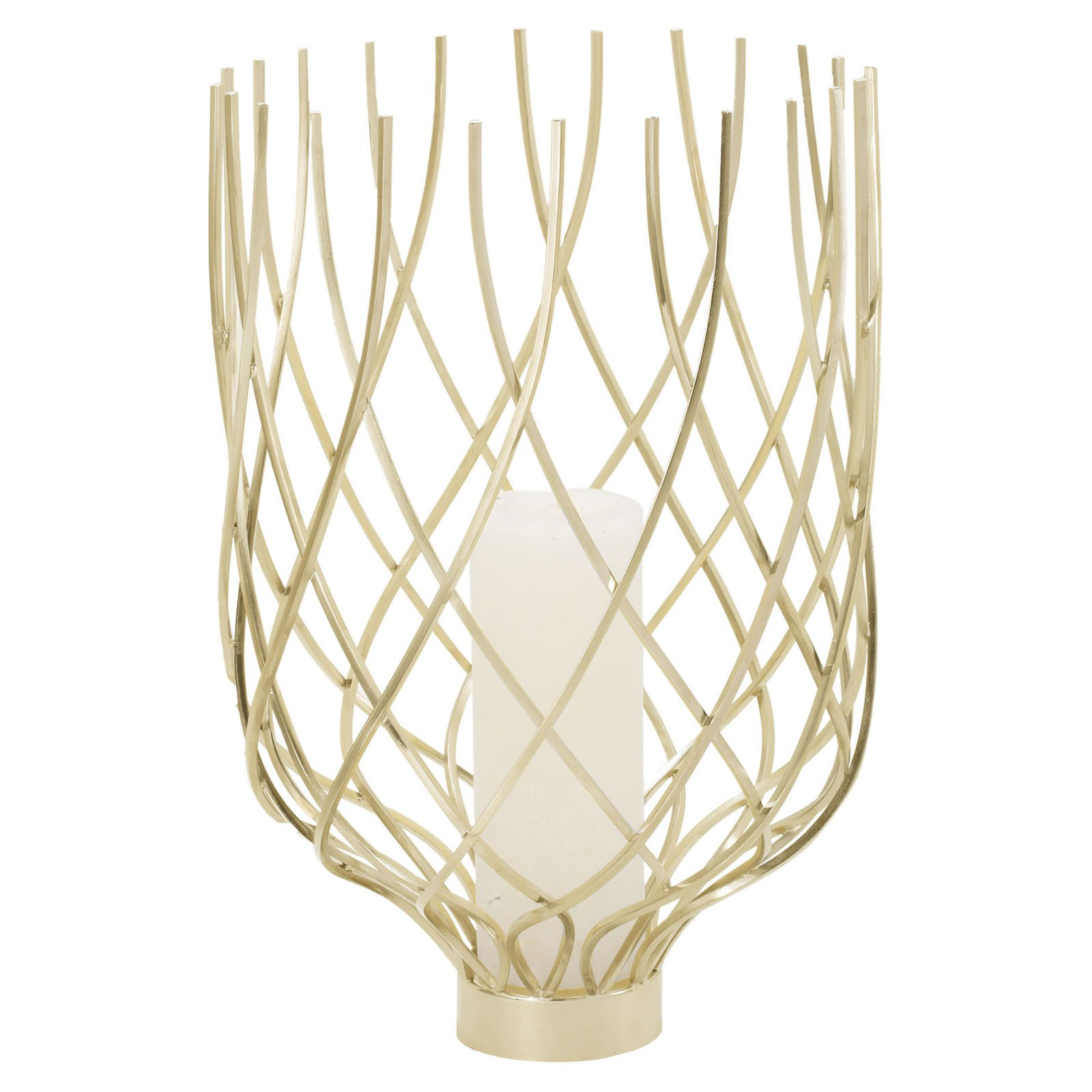 Dimond Home Vortex Hurricane Candle Holder