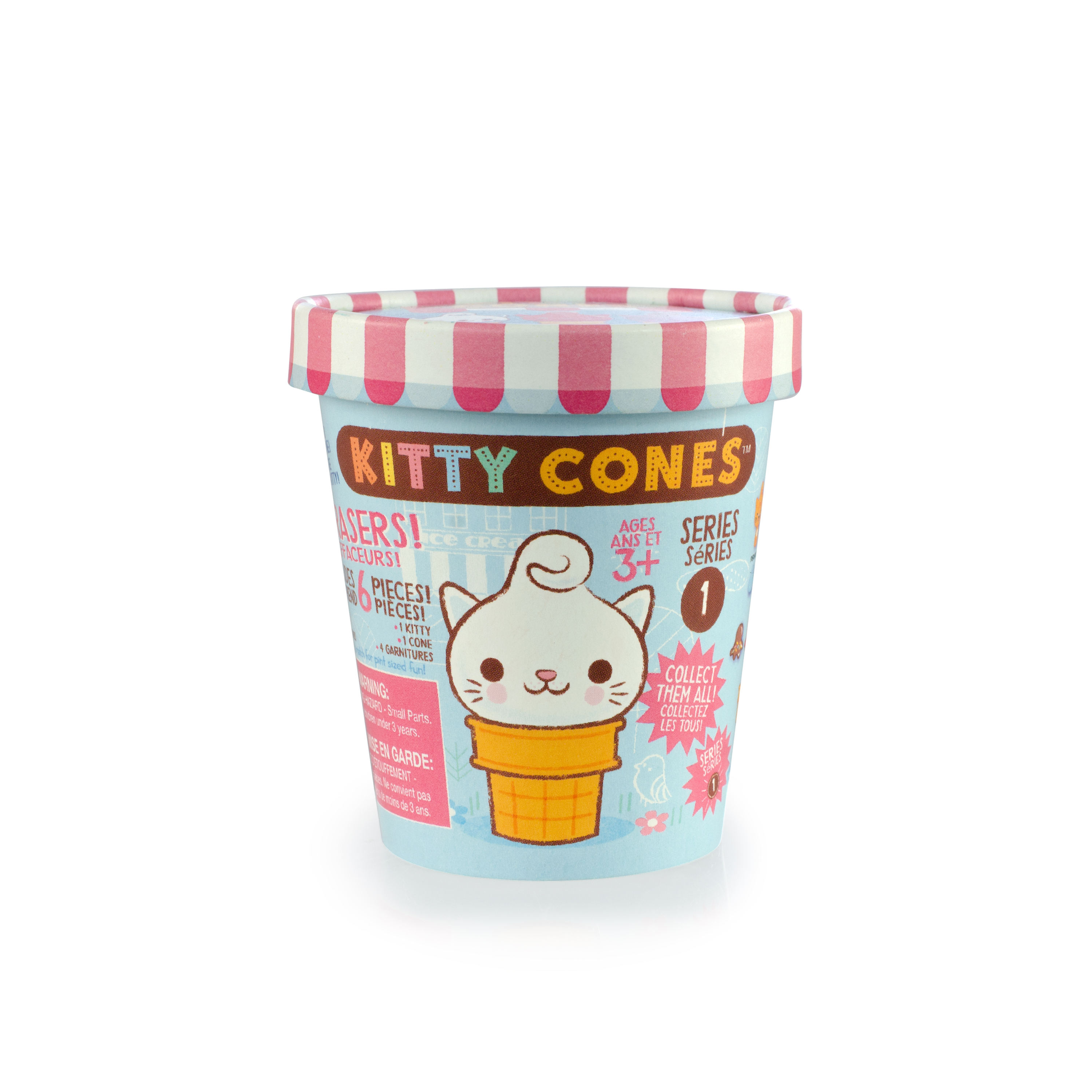 Kitty Cones Blind Box