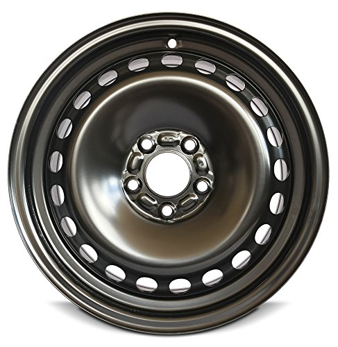 New 16x6.5 Ford Fusion (13-17) 5 Lug Gray Full Size Replacement Steel Wheel Rim