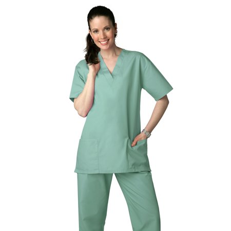 e85c9bcc7b0 Adar Mens Medical Scrubs Set Medical Uniforms - Roomy Fit - 701 - SSP -XL
