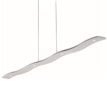 "ET2 E22824 7 Light 52"" Wide LED Pendant from the Roller Collection"
