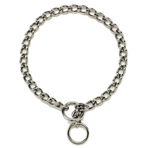 """Dog Collar, Chain, 12"""", Coastal, 05515 A G1512"""