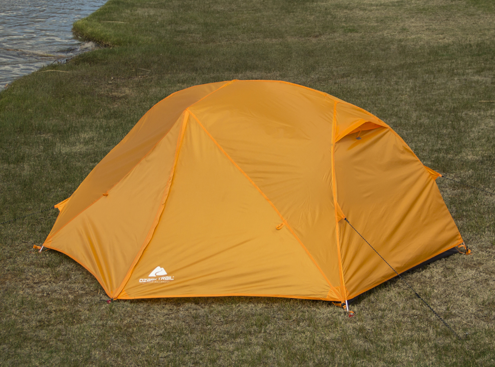 ... Ozark Trail Lightweight Aluminum Frame Backpacking Tent ...  sc 1 st  Canister Vacuums & Ozark Trail Lightweight Aluminum Frame Backpacking Tent Sleeps 2 ...