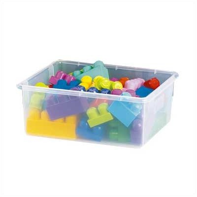Jonti-Craft Tub-Color:Clear