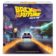 Funko Games Back To The Future: Back In Time Strategy Game