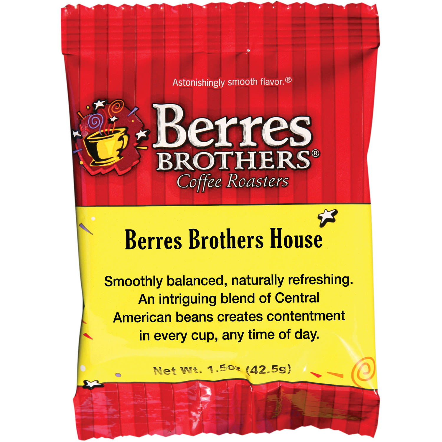 Berres Brothers Coffee Roasters House Blend Coffee, 1.5 oz