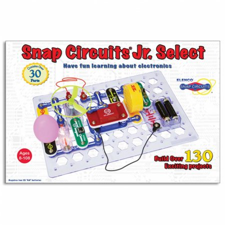 Elenco Electronics Snap Circuits Jr  Select Discovery Kit