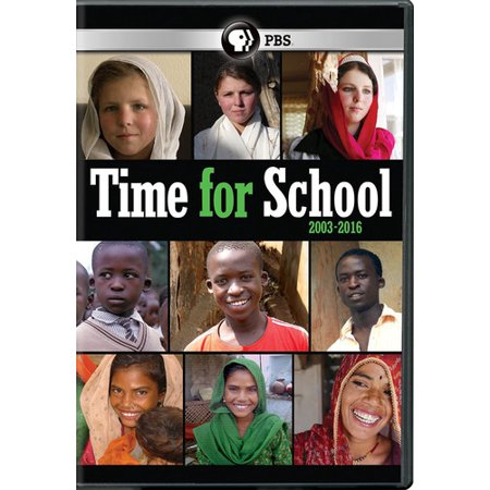 Time for School (DVD)