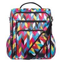 Ziggy Condensed Convertible Backpack Diaper Bag