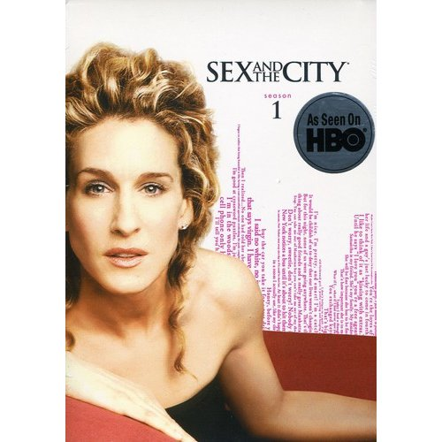 HBO Mc-sex & The City-complete 1st Season [dvd 2 Disc repkg movie Nla by HBO