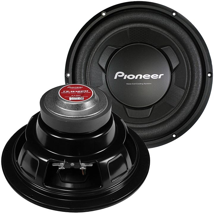 1300 Watt 12 Inch 4 Ohm Subwoofer Car Audio Subwoofer For Sound System