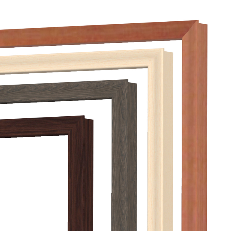 Ghent IMC23WCH Impression Classic Markerboard Premium Cherry Wood Frame Porcelain Whiteboard Included 4 Marker & Eraser
