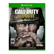Call of Duty: WWII, Activision, Xbox One, 047875881129