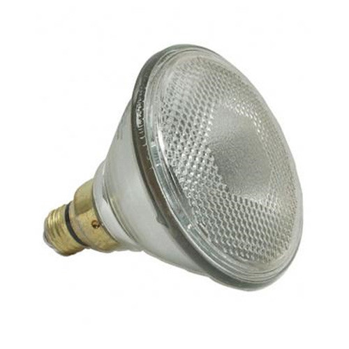 GE 150w PAR38 FL/G Light Bulb (Green)