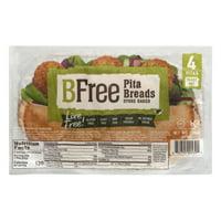 Bfree Gluten Free Pita Breads, Vegan, Nut Free, Egg Free, Dairy Free, Soy Free (3 Pack)