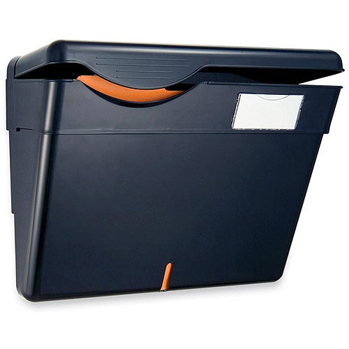 Officemate HIPAA Wall File with Cover